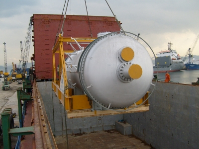 Sulphur Recovery Unit for Hellenic Petroleum Refinery in Aspropyrgos